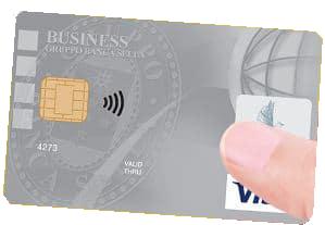 Carta di credito Conto Small Business Banca Sella