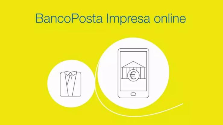 Conto BancoPosta Impresa Online
