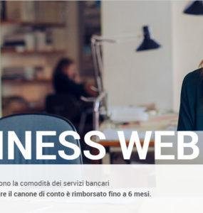 Conto Corrente Credem Business Web