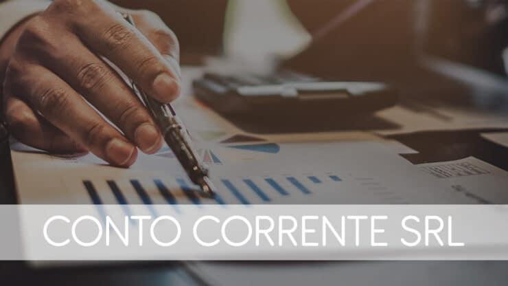 Conto Corrente SRL
