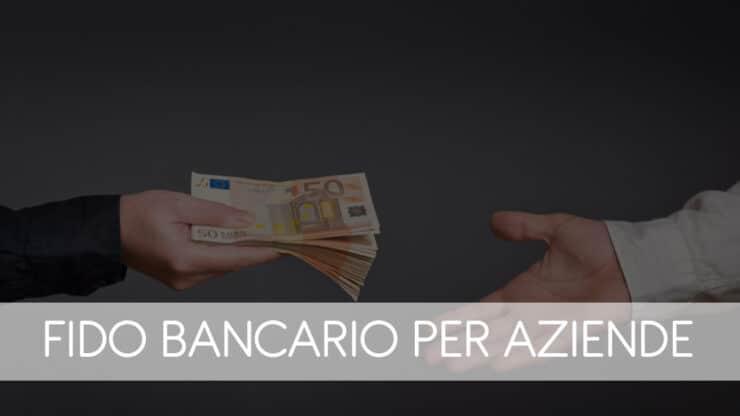 Fido Bancario per Aziende: cos'è e quando conviene