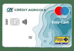 Carta di debito bancomat easy cash